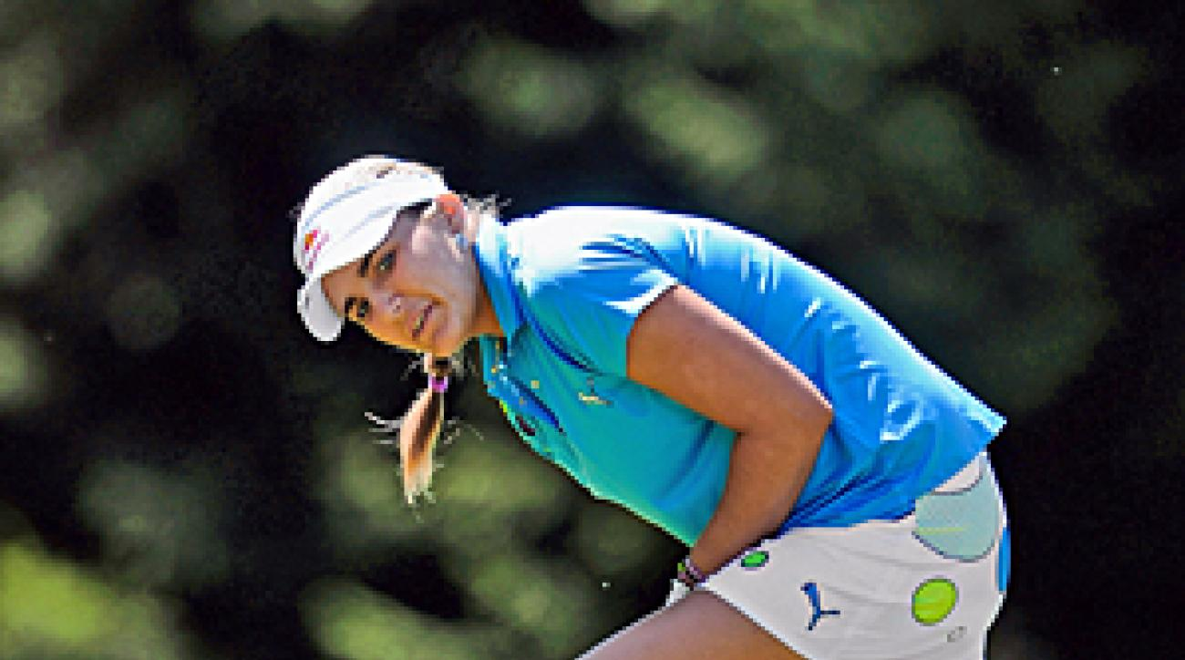 Lexi, only 16, was denied membership by the LPGA.