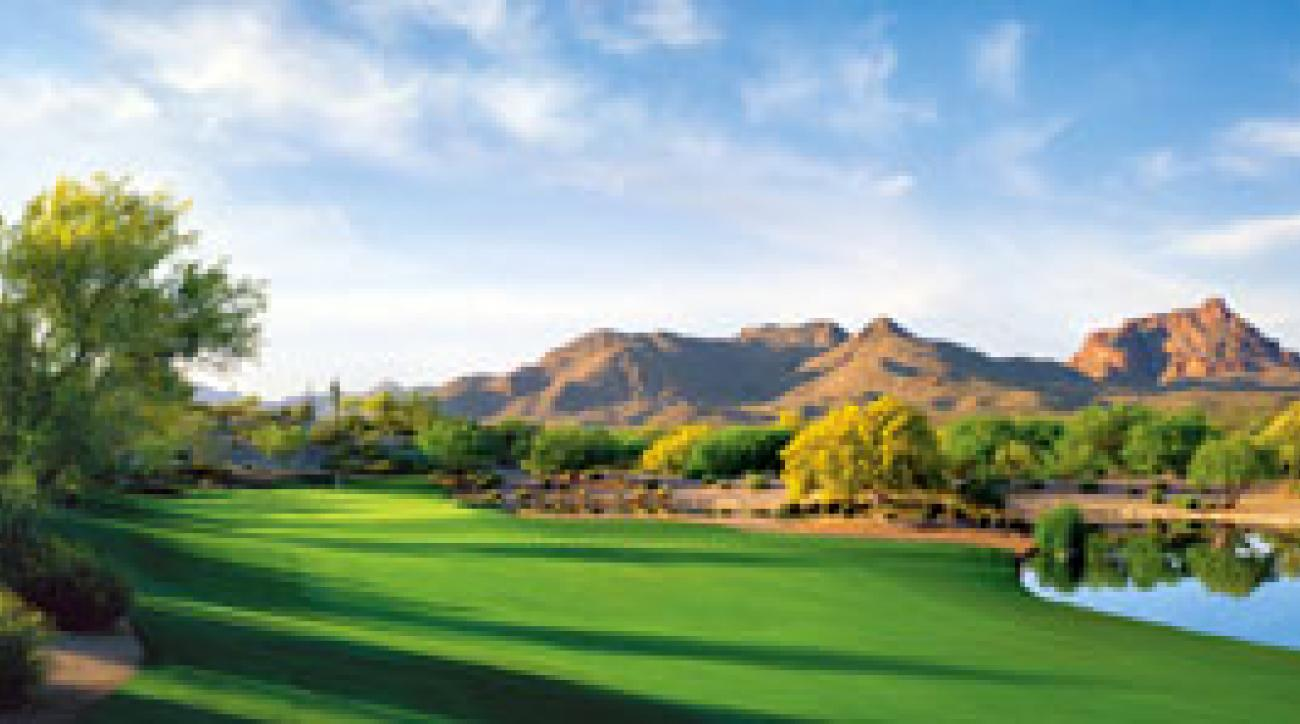 The Cholla course at We-Ko-Pa is considered by many to be the best course in Scottsdale.