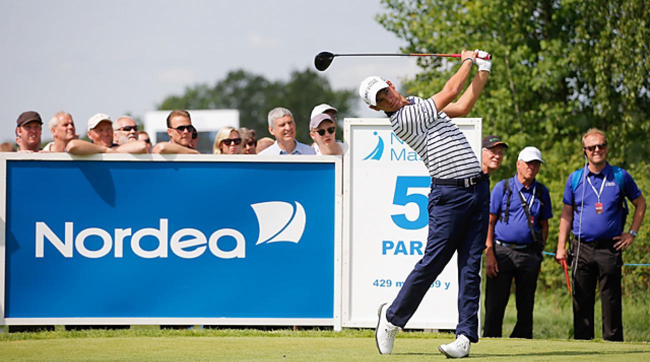 Manassero won last week's BMW PGA Championship.
