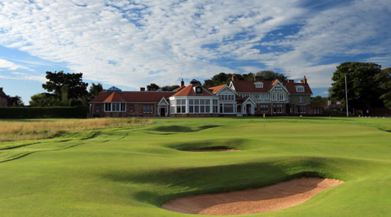 Muirfield has hosted the Open Championship 16 times.