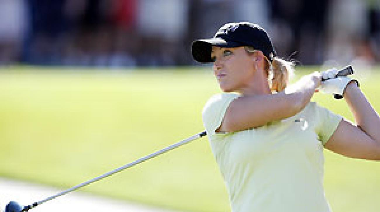 Christie Kerr shot a 71 on Tuesday.