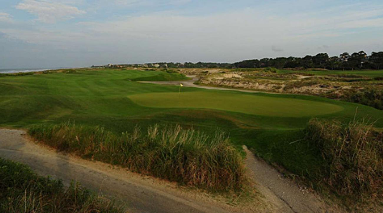 "The Ocean Course looks like a links course, but it doesn't play like one. <strong><a href=""http://www.golf.com/photos/ocean-course-kiawah-island/ocean-course-kiawah-island"">More photos</a></strong>"