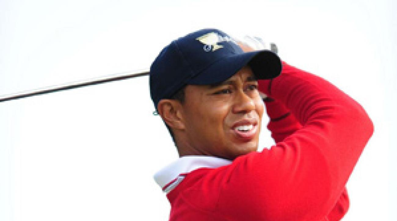 Tiger Woods said he will play in the 2016 Olympics.