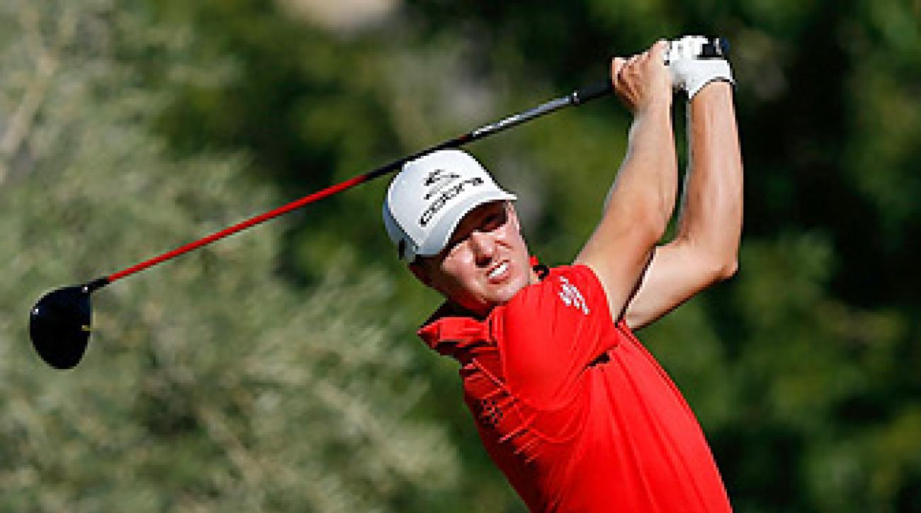Jonas Blixt became third PGA Tour rookie to win this season.