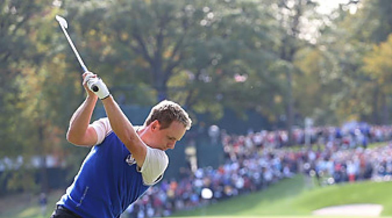 Luke Donald and the Europeans have won four of the last five Ryder Cups.