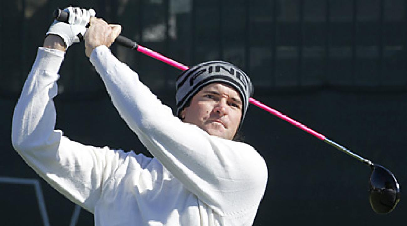 Four days after winning at Torrey Pines, Bubba Watson shot a 70 in his opening round in Phoenix.