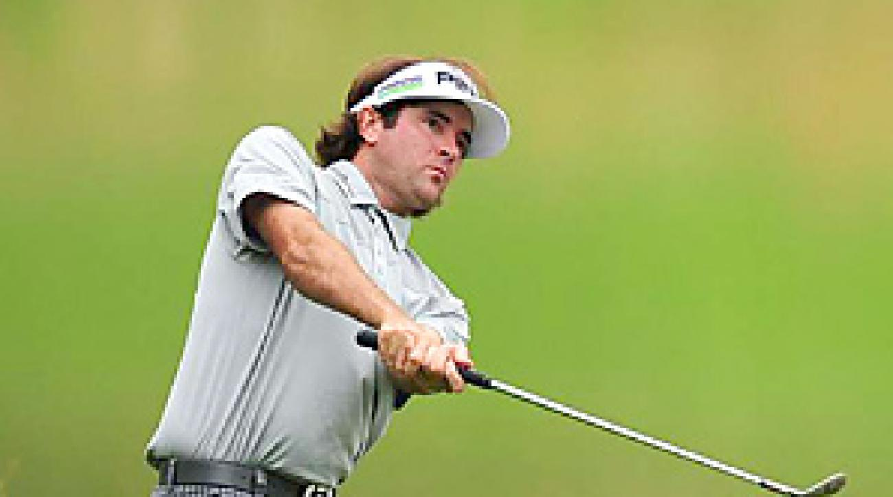 Bubba Watson has three career PGA Tour wins, including one earlier this year in New Orleans.
