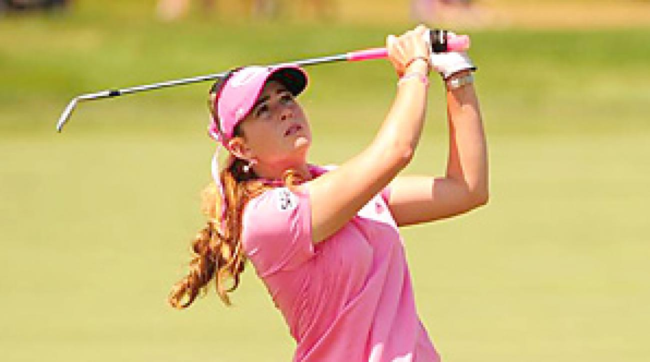 Paula Creamer and her LPGA competitors will play five majors per year beginning in 2013.