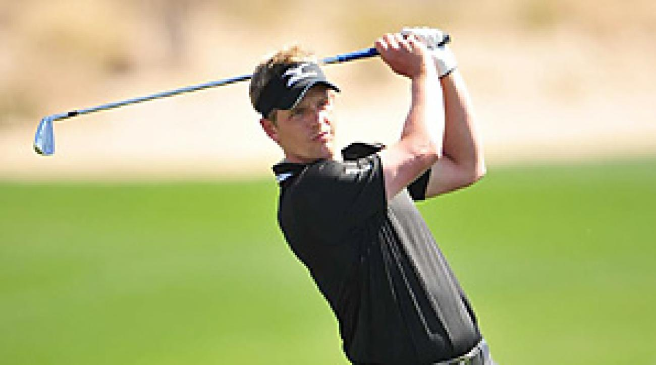Luke Donald's irons were solid all week as he rolled to victory at the Accenture Match Play.