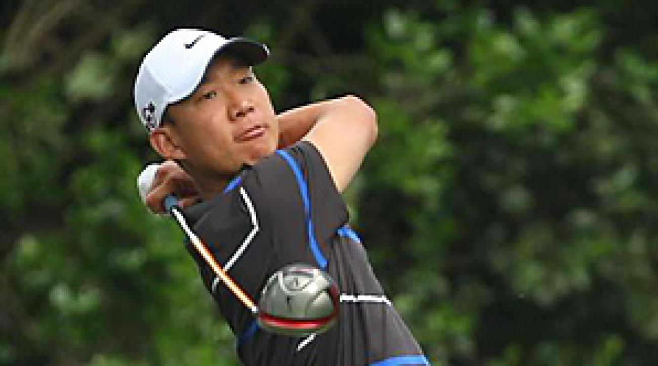 Anthony Kim has dropped from second to fifth in Ryder Cup points despite missing three months after thumb surgery.
