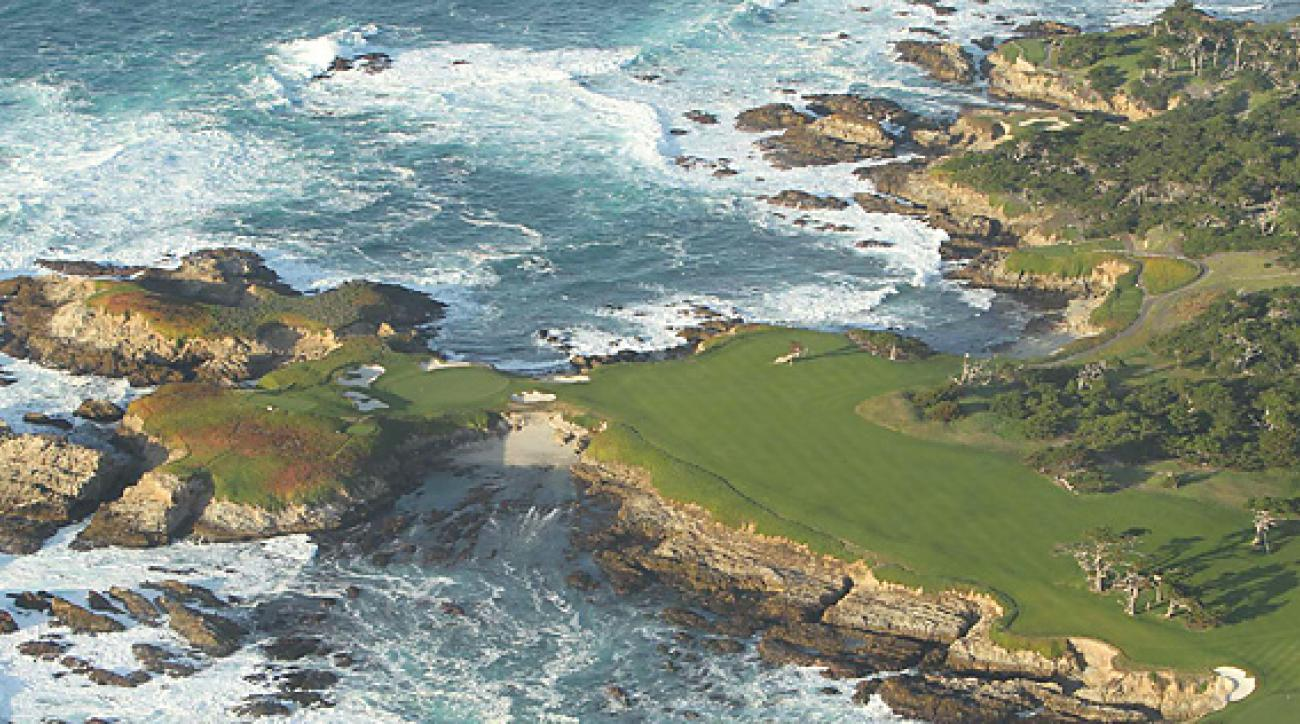 Cypress Point's dramatic cliffs have long been a destination for golf's biggest names.