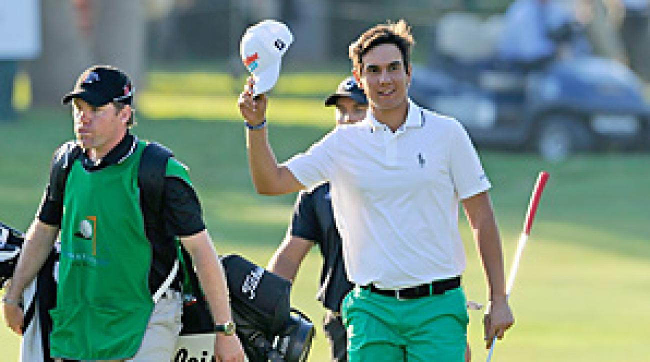 Matteo Manassero became the youngest winner on the European Tour.