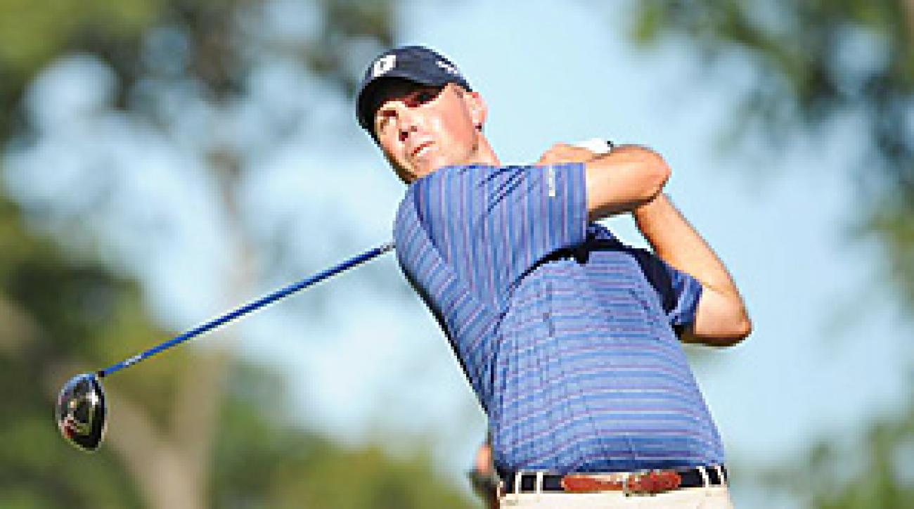 By any measure, Matt Kuchar leads the FedEx Playoffs heading into the final event.