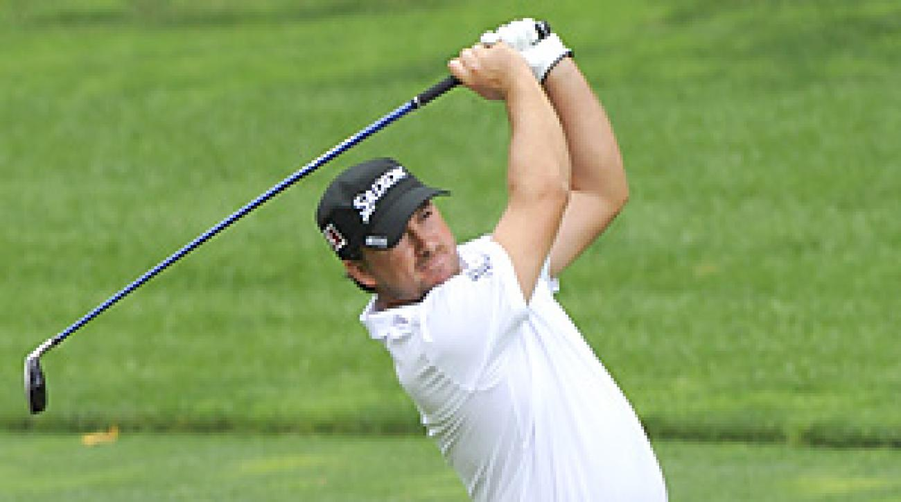 Graeme McDowell is the defending champion at the U.S. Open.