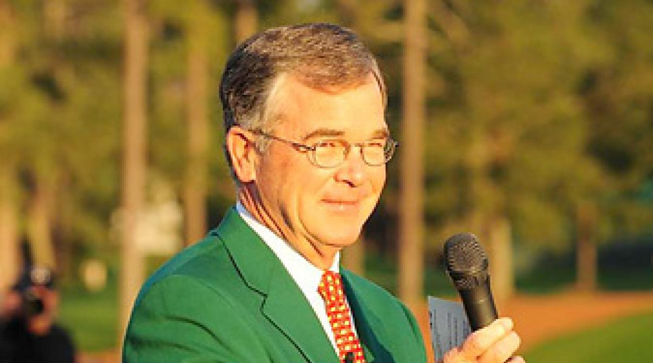 Billy Payne is at the front of Augusta National's decision to accept female membership.
