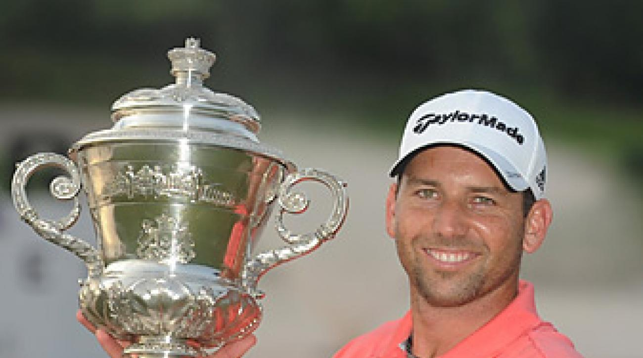 Sergio Garcia will likely be a key member of the European Ryder Cup team this week at Medinah.