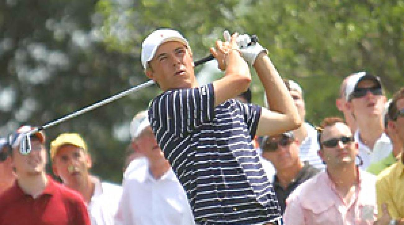Earlier this year, Jordan Spieth became a national sensation by tying for 16th at the Byron Nelson Championship.