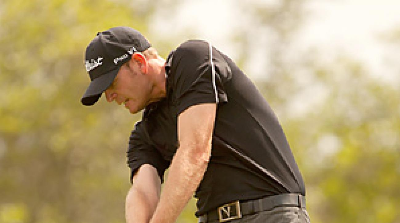 Brendan Steele earned his first career PGA Tour victory Sunday at the Texas Open.