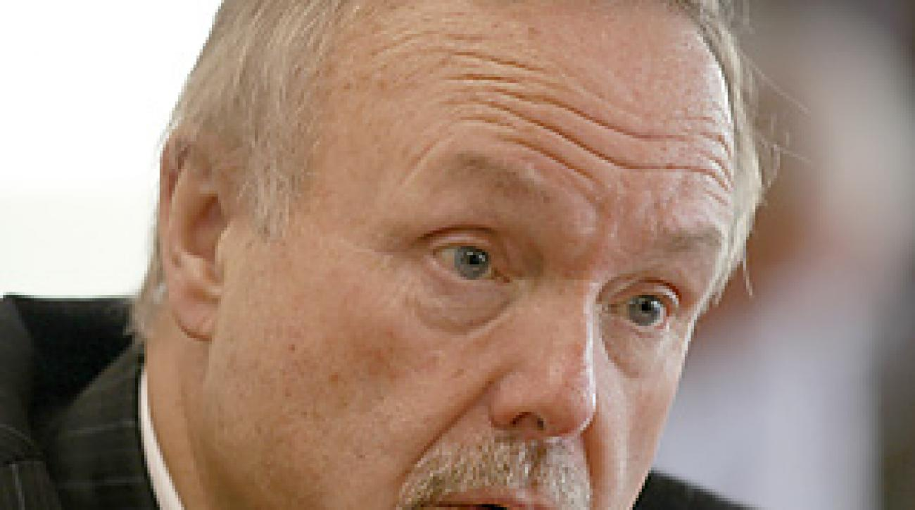 Sir Terry Matthews is the owner of Celtic Manor Resort.