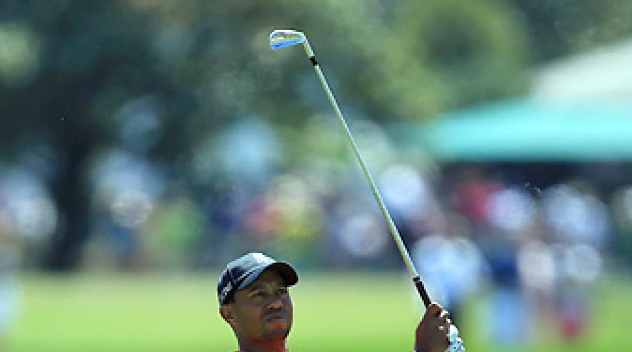 Tiger Woods earned his first full-field PGA Tour victory since September of 2009.