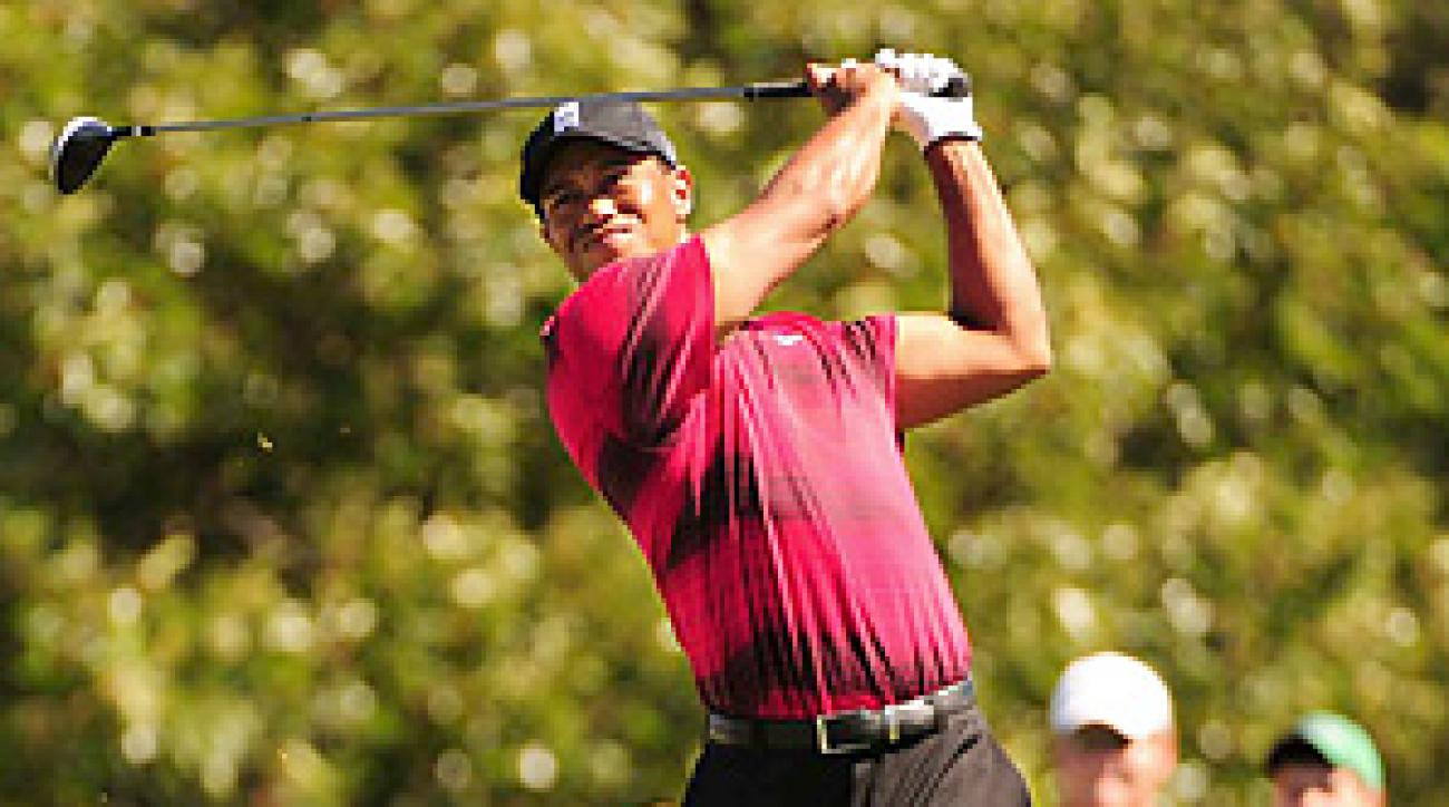 Tiger Woods held the No. 1 ranking for 281 consecutive weeks.