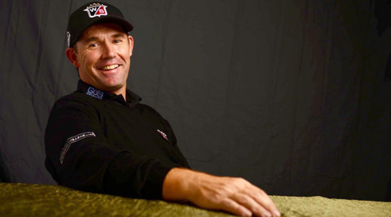 Harrington is a three-time major winner, but fell out of the Top 100 of the World Ranking for the first time in the 21st century last season. His 27th-place finish at Pebble Beach was Harrington's best showing in eight months.
