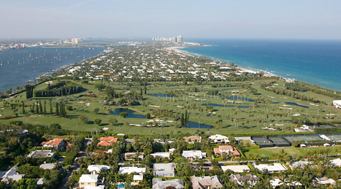 Palm Beach Country Club is a 95-year-old Donald Ross original.