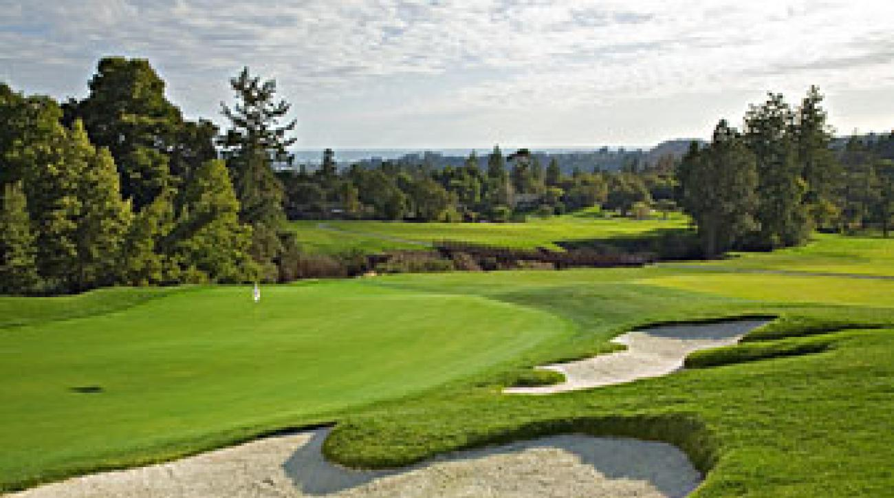 Pasatiempo's real star is the par-4 11th.