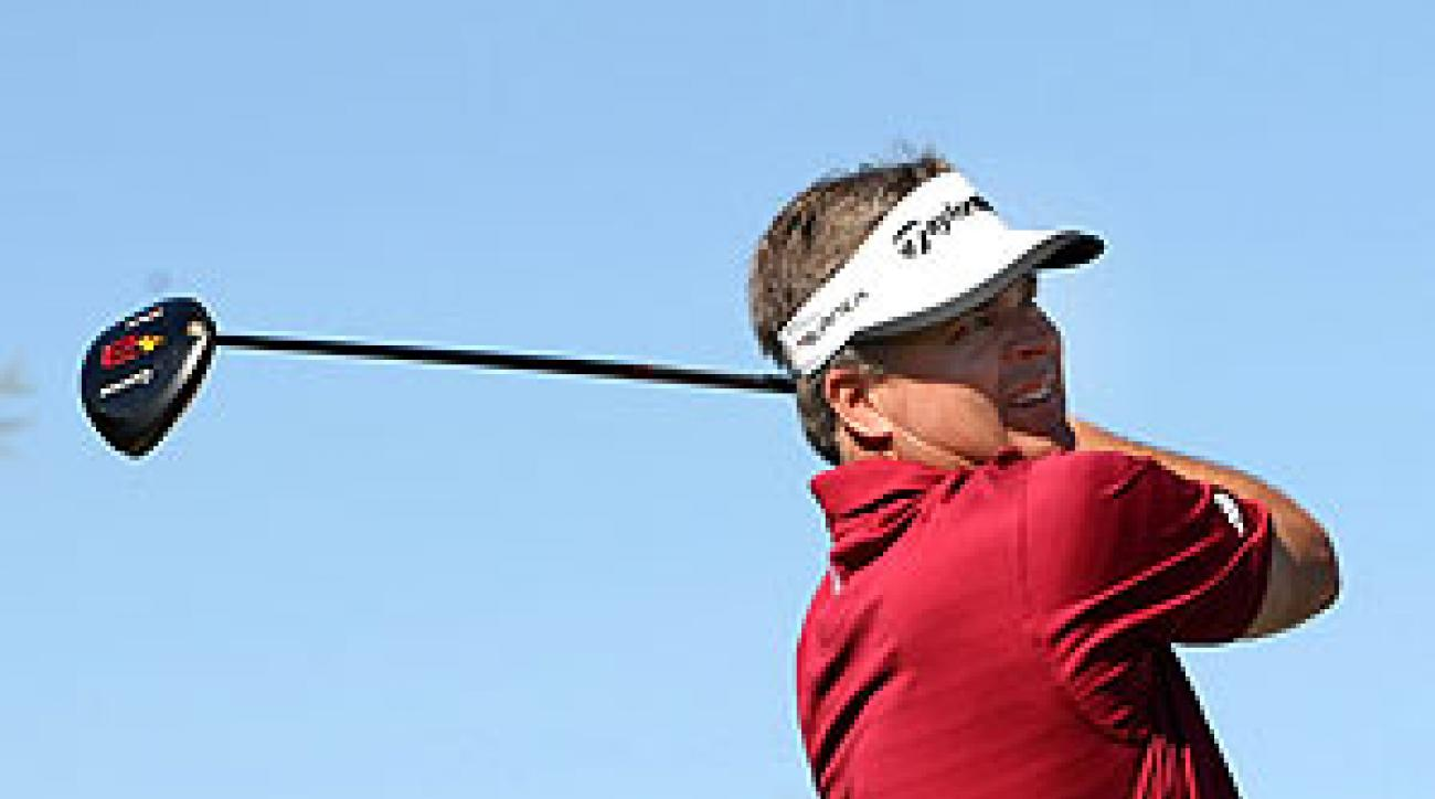 Like every other PGA Tour player, FBR Open winner Kenny Perry's clubs were all on the USGA's conforming list.