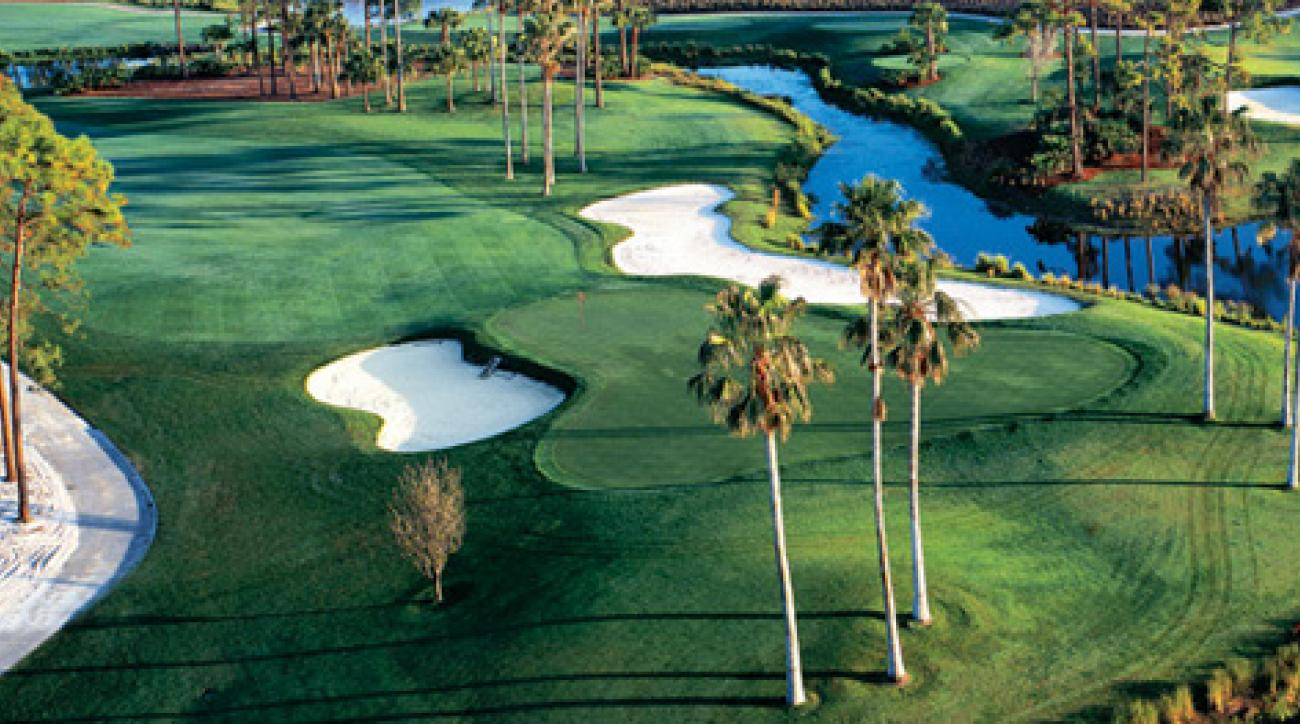 PGA National is one of Golf Magazine's Silver Medal Resorts.