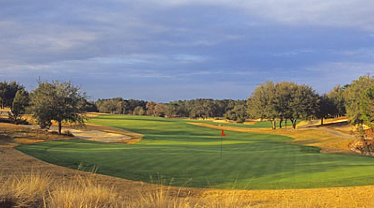 The country's best-quality deal is the Pine Barrens course at World Woods, where you can play this Top 100 Tom Fazio layout for under $100.