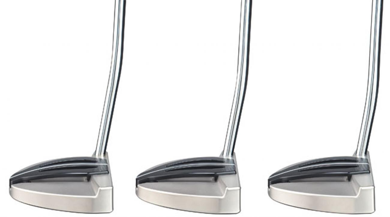 Ping's Nome putter is one of the models available with an adjustable-length shaft.