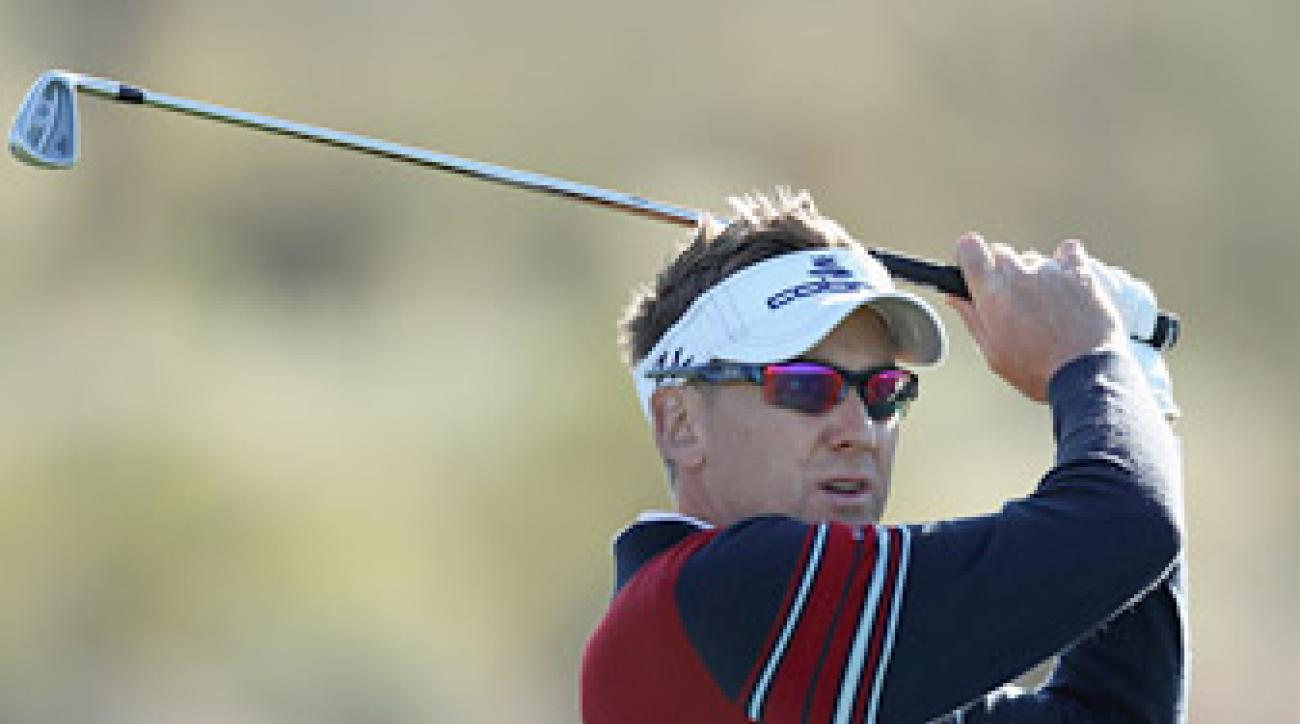 Ian Poulter has withdrawn from the Honda Classic due to illness.