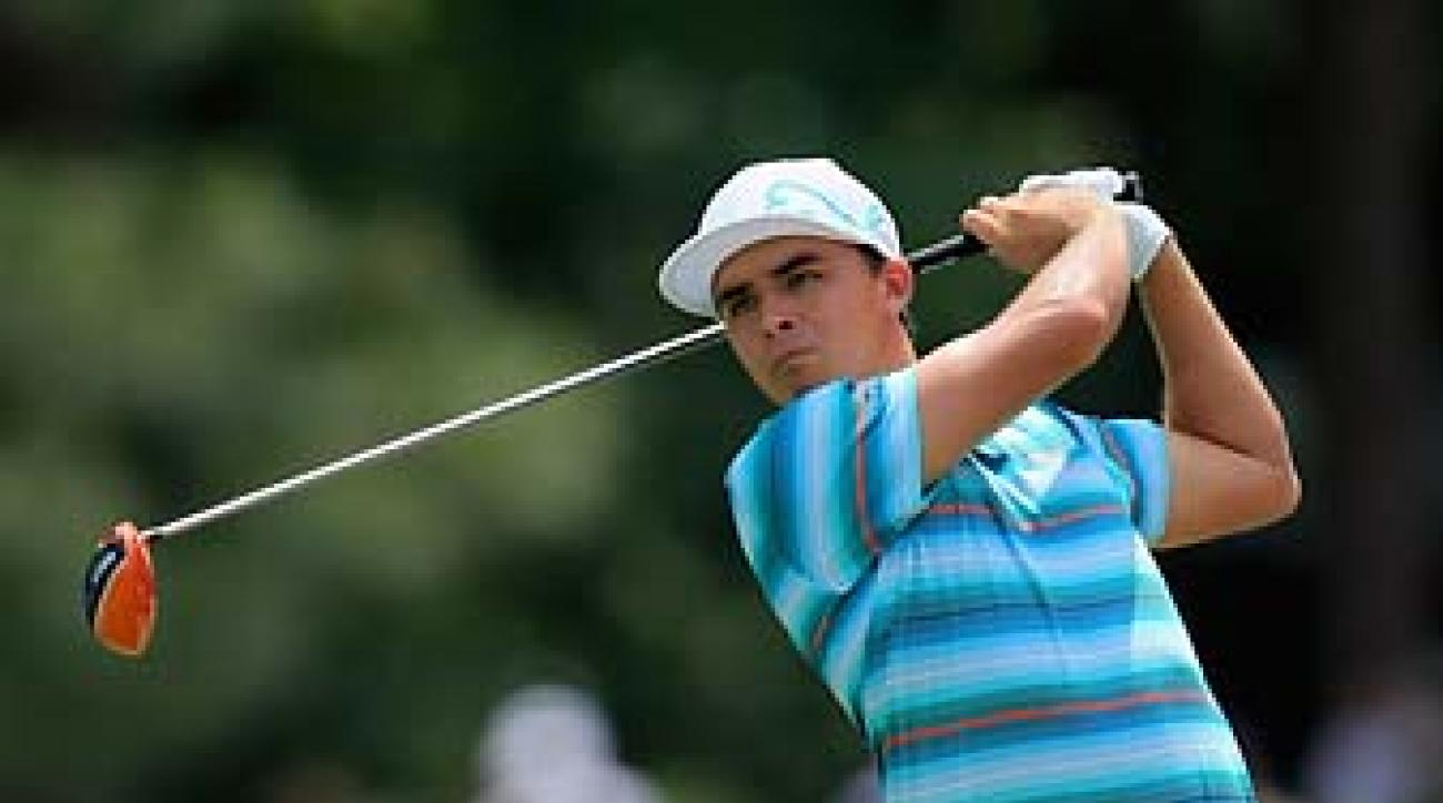 Rickie Fowler shot 67 on a difficult Pinehurst No. 2 setup on Saturday to get into a final-round pairing with Martin Kaymer.