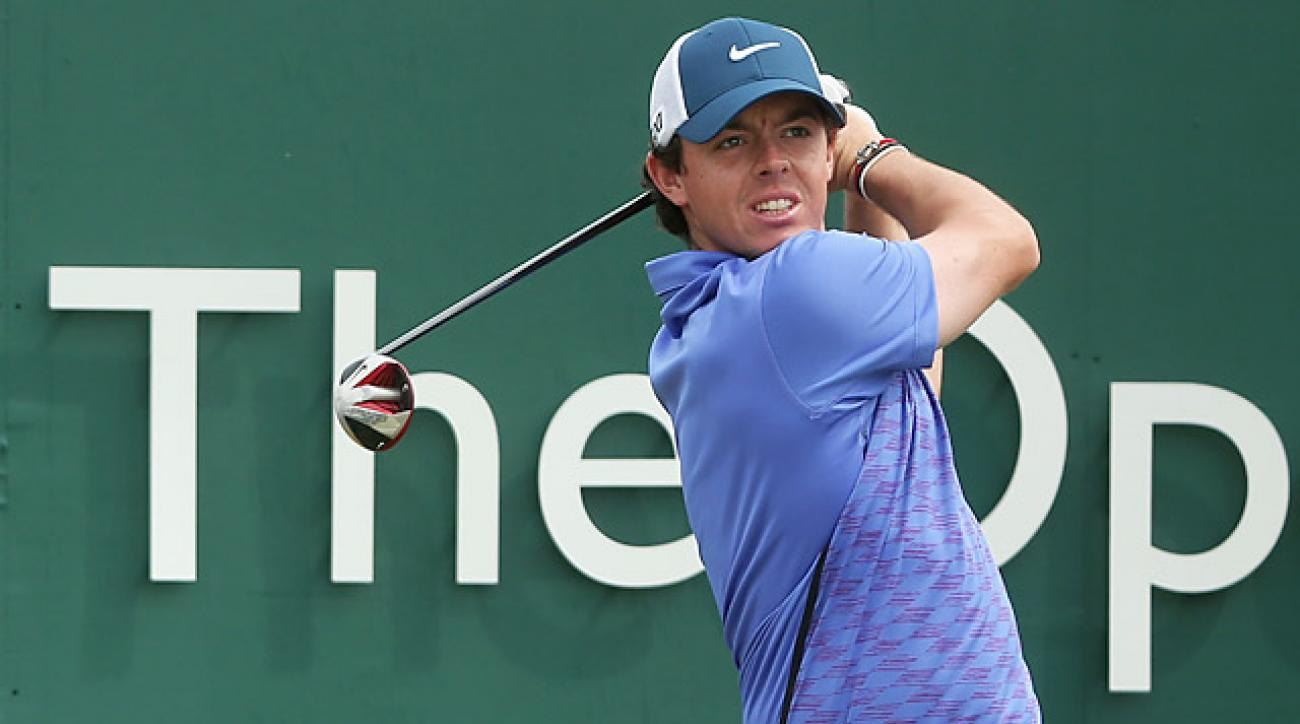 McIlroy has received lots of criticism for his poor play in 2013.