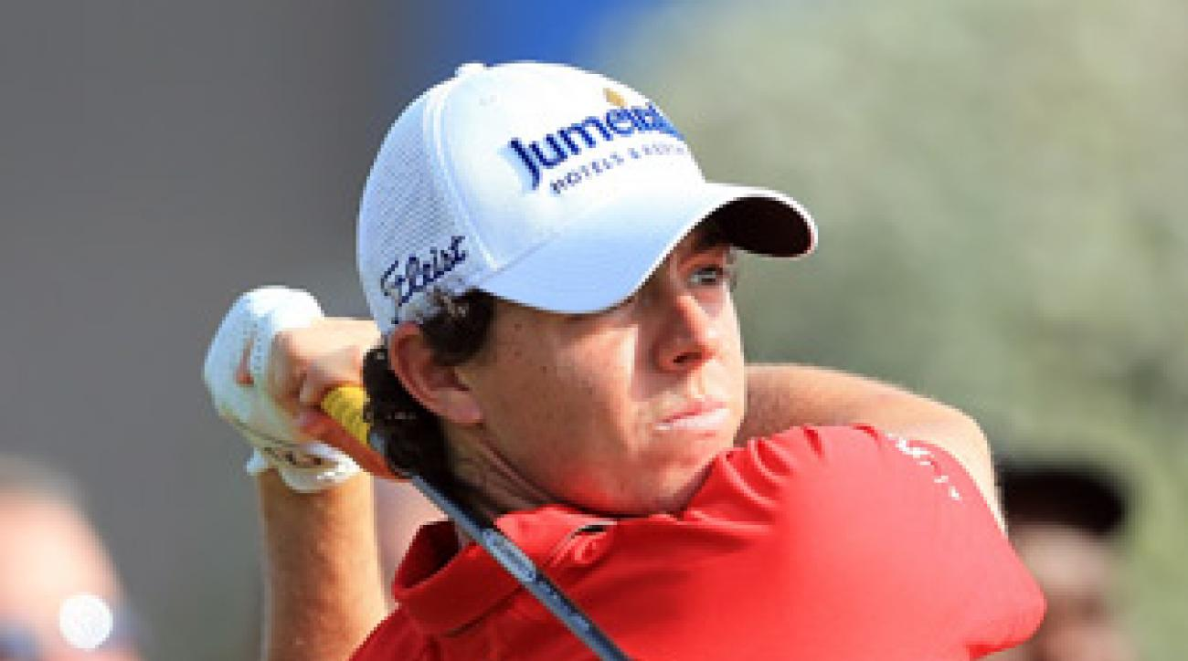 Rory McIlroy is expected to start the 2013 season with a new deal from Nike.