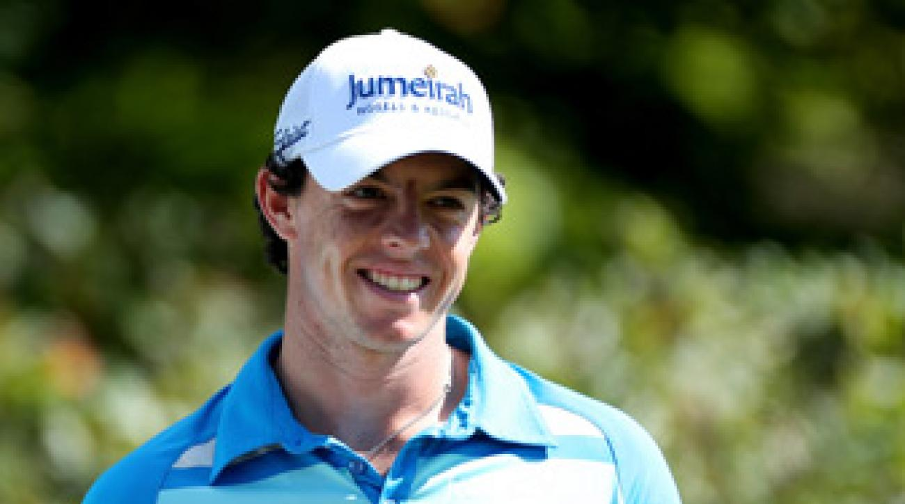Rory McIlroy is expected to sign an endorsement deal with Nike next week.