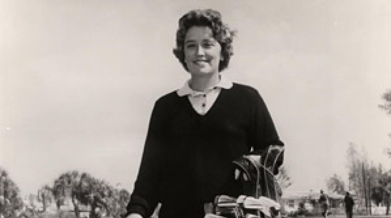 Sandra Spuzich - 1966 U.S. Women's Open Champion