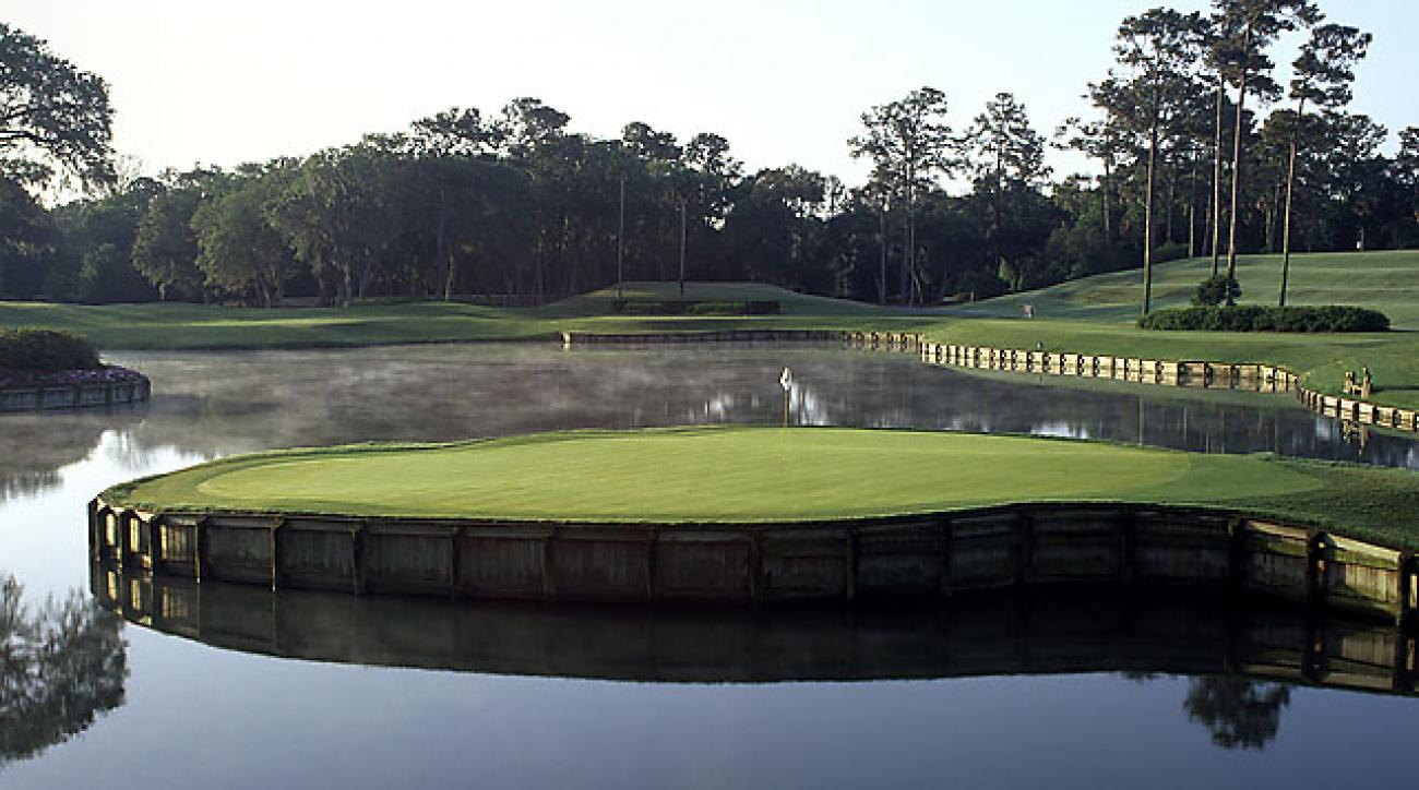 Love it or hate it, few can ignore the action on and around the island green at TPC Sawgrass.