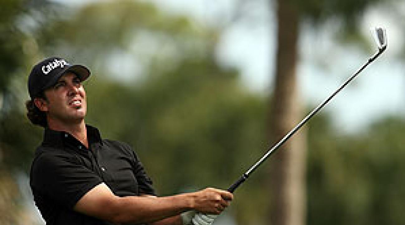 Piercy finished T5 at the Honda Classic.
