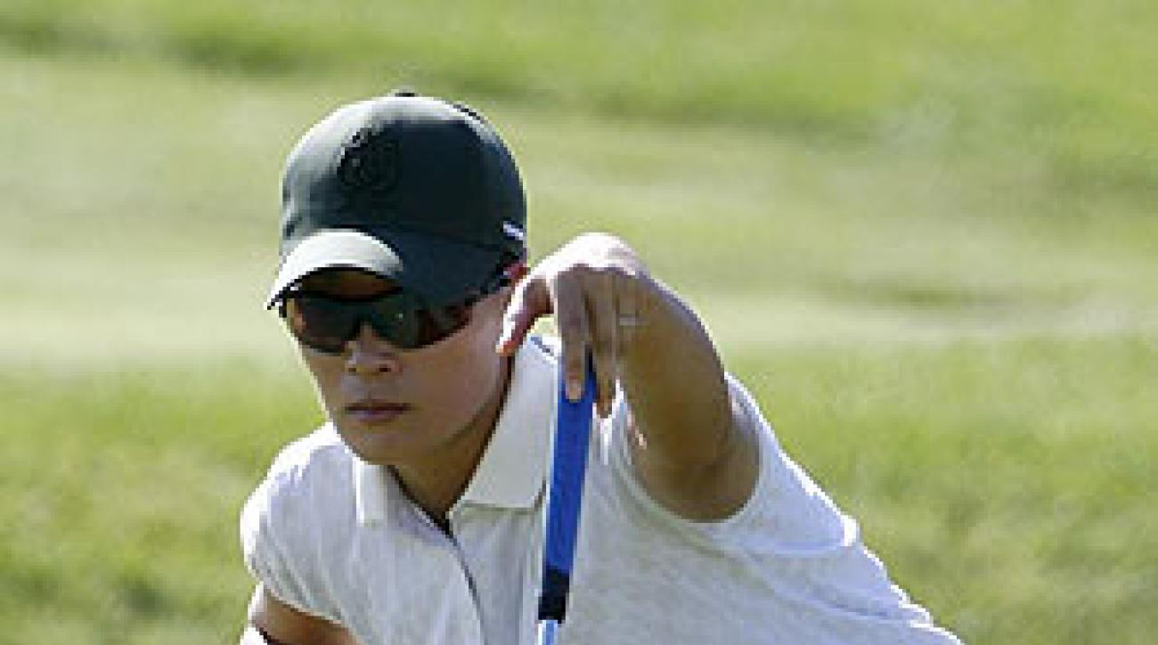 Se Ri Pak shot a six-under 66.