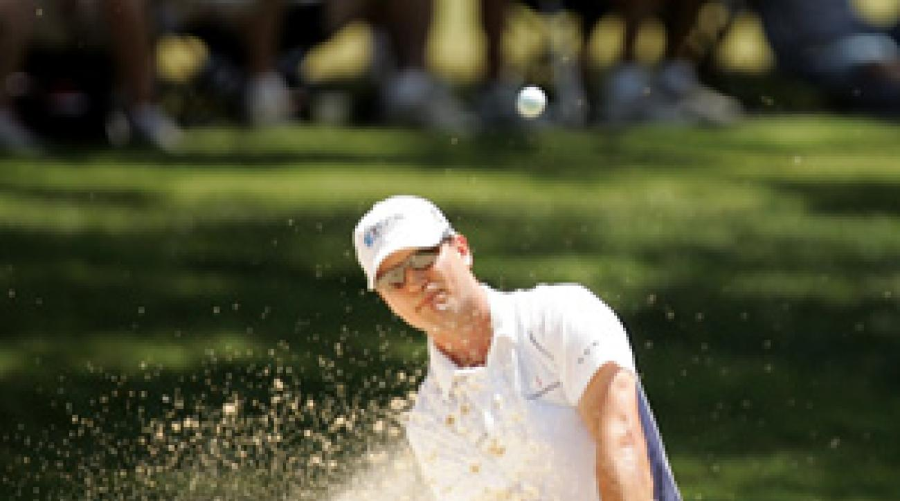 Zach Johnson has two wins this season.