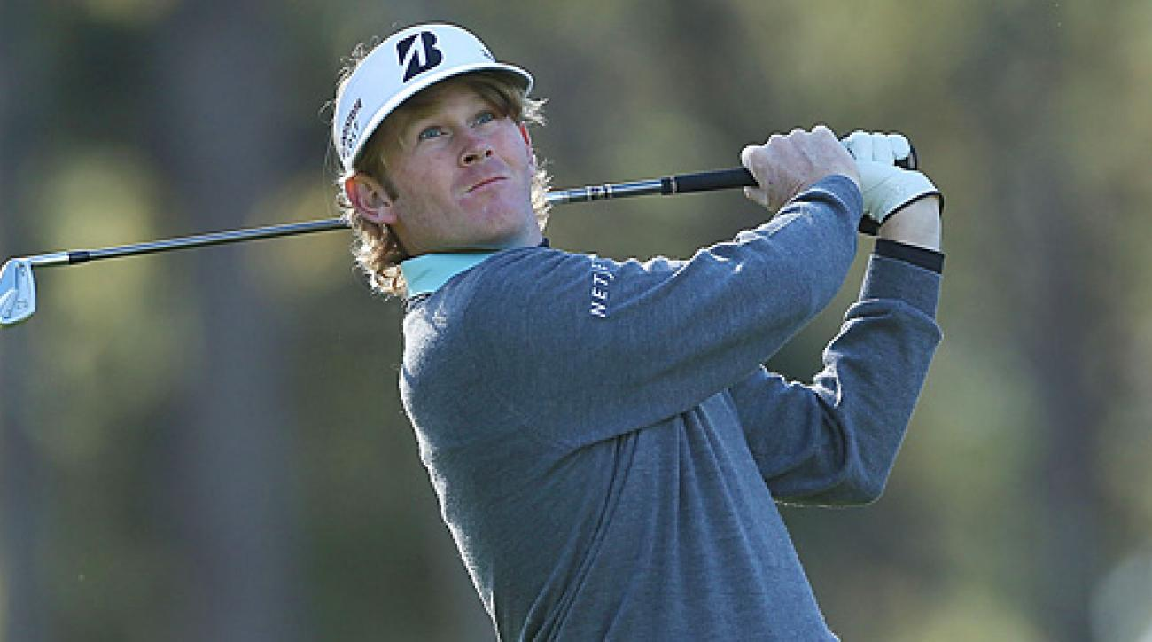 Brandt Snedeker made four birdies and no bogeys.