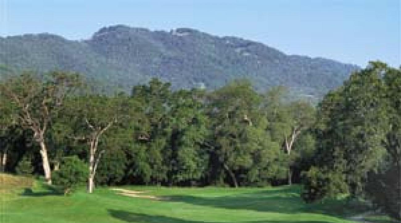 Sonoma Golf Club, hole 7