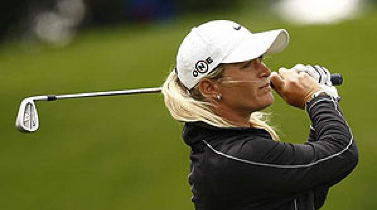 Hampered by the flu in Illinois, Pettersen still shot three rounds in the 60s to tie for sixth.