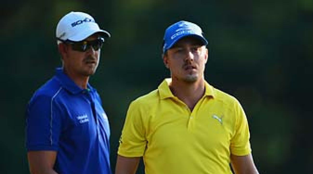 Sweden's Henrik Stenson and Jonas Blitx finished third and fourth, respectively, at the 2013 PGA Championship.
