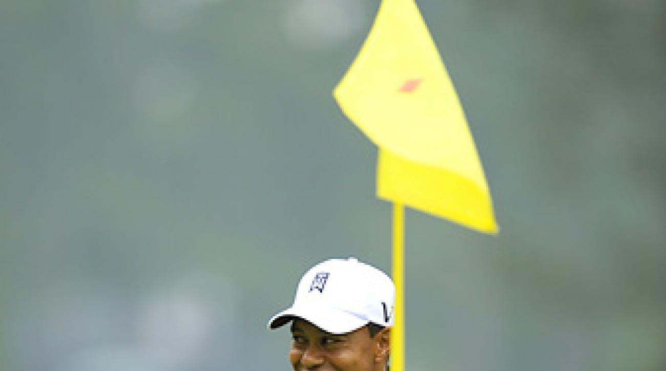 Tiger Woods was confident about the state of his game during his Tuesday press conference.