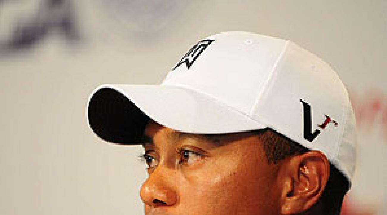 "Tiger Woods said in a statement that the accident details are a ""private matter."""