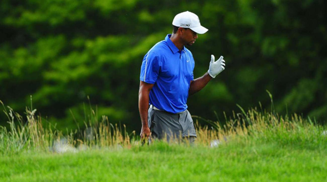 Tiger Woods hopes to return at the British Open.