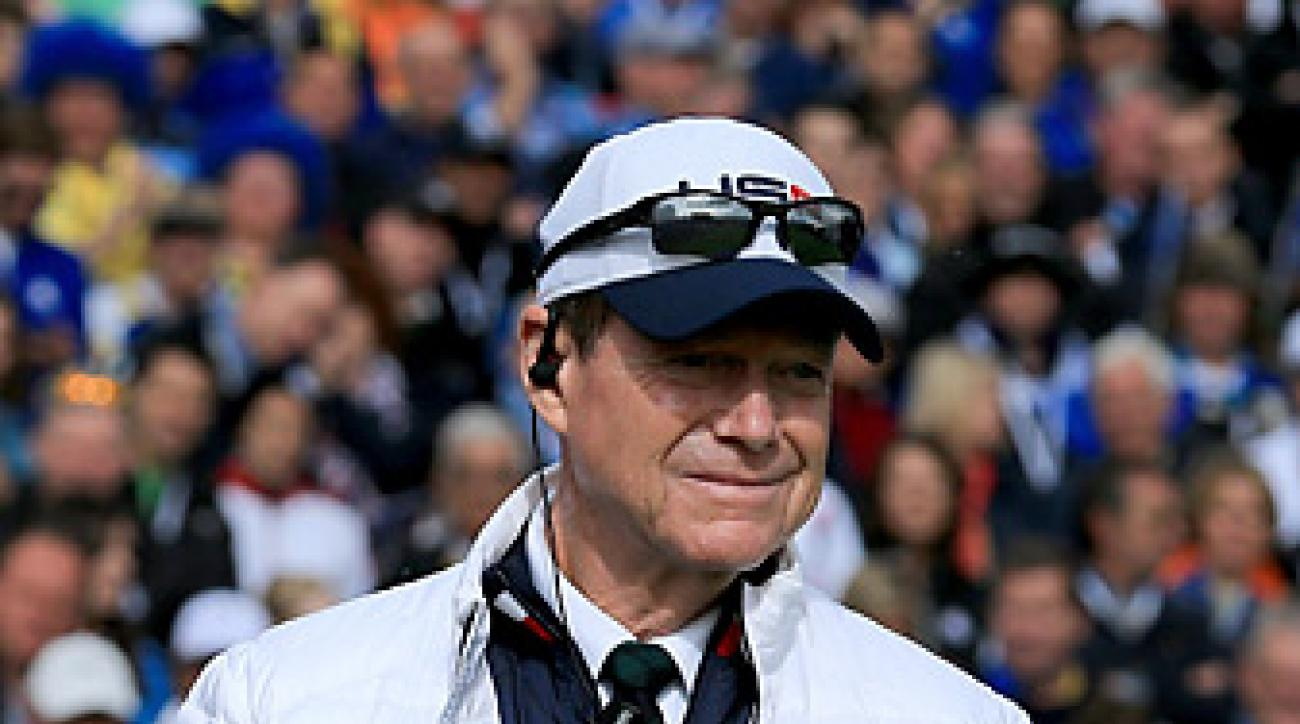 Tom Watson released an open letter Saturday about comments he made in a Ryder Cup team meeting.